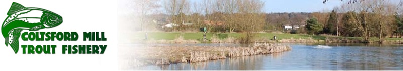 Coltsford Mill Trout Fishery